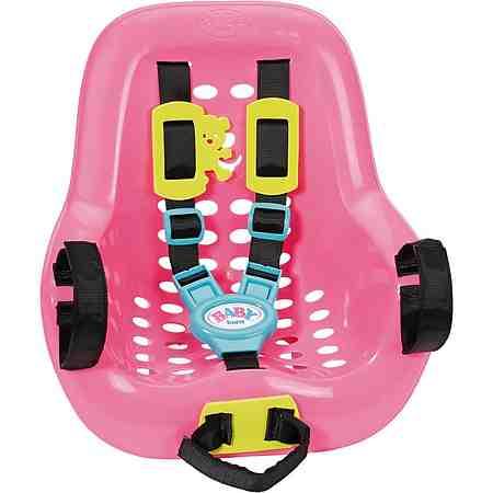 Zapf Creation BABY born® Puppenzubehör Play&Fun Fahrradsitz