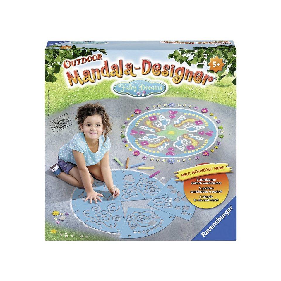 Ravensburger Outdoor Mandala-Designer Fairy Dreams