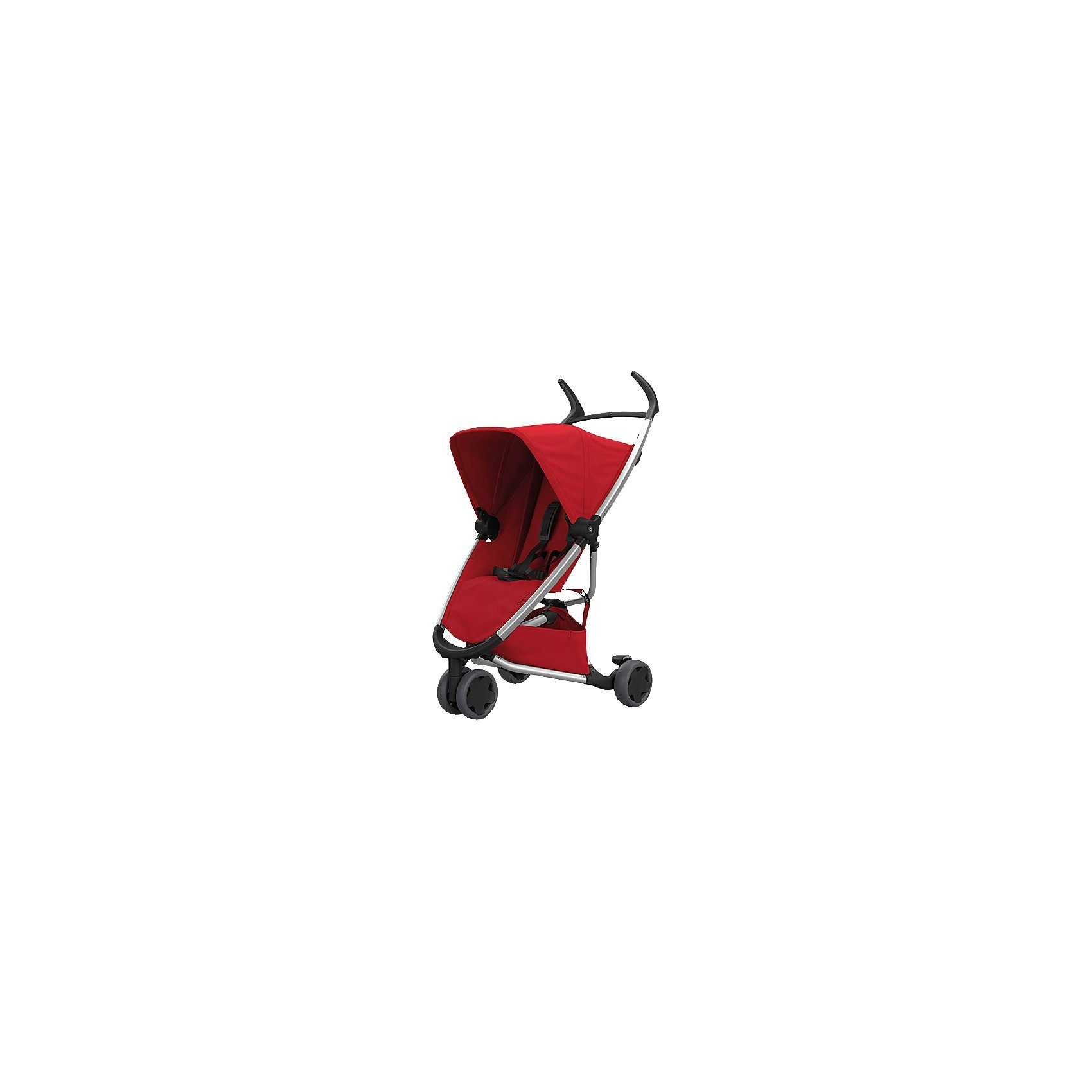 Quinny Buggy Zapp Xpress, all red, 2017