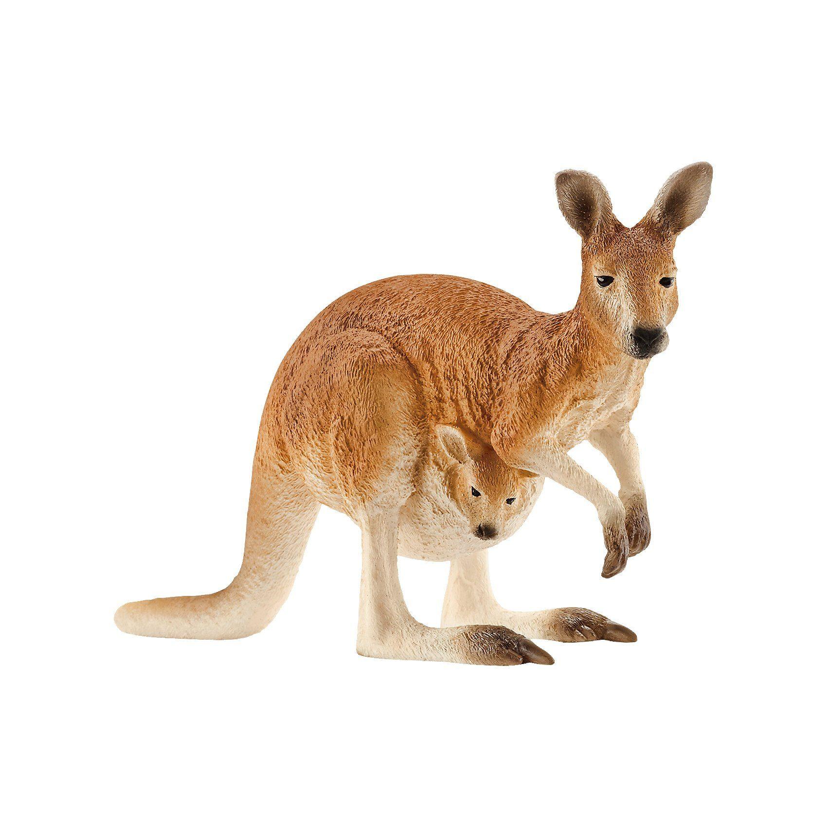 Schleich® 14756 Wild Life: Känguru
