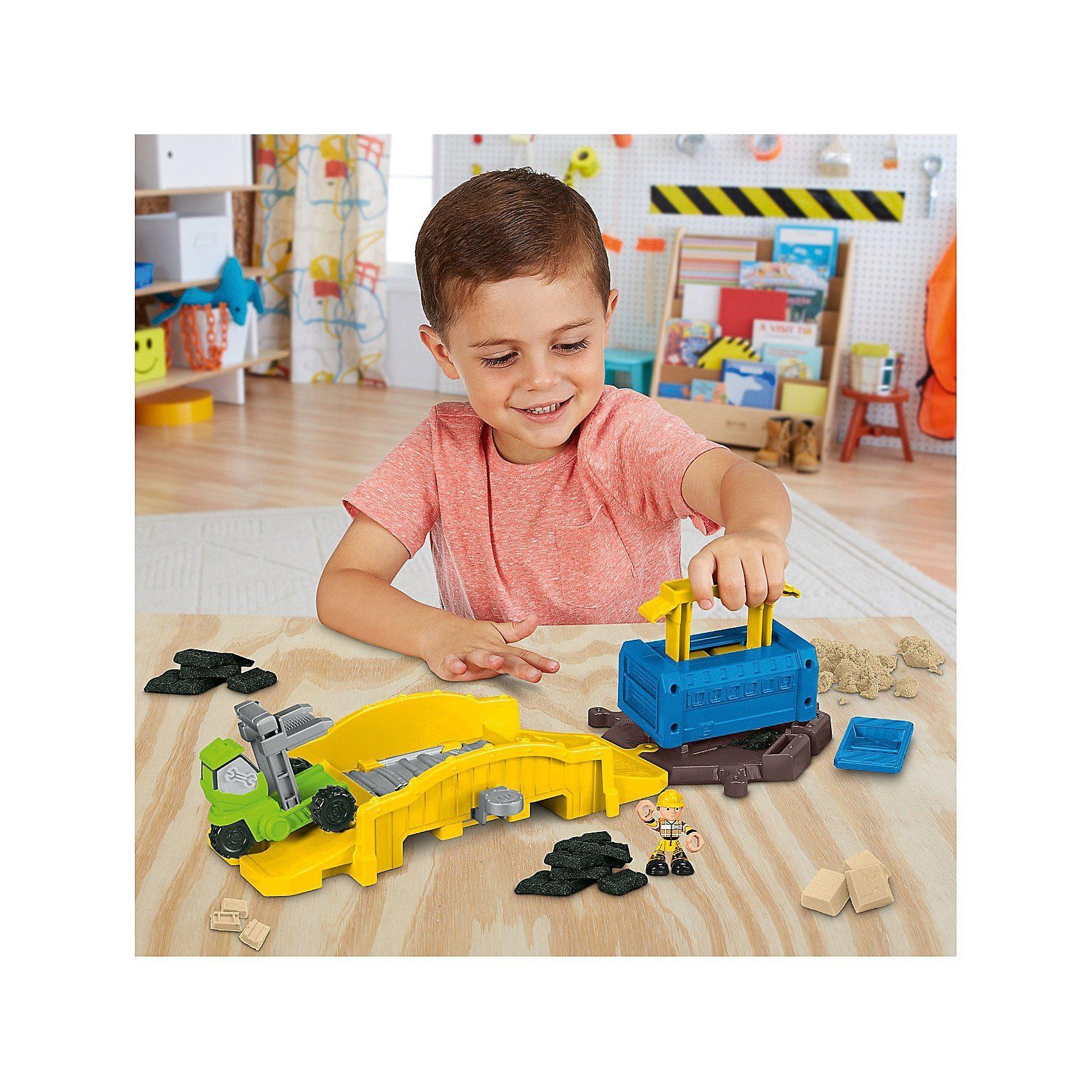 Mattel® Bob der Baumeister Sandspaß Bridge Builder Playset