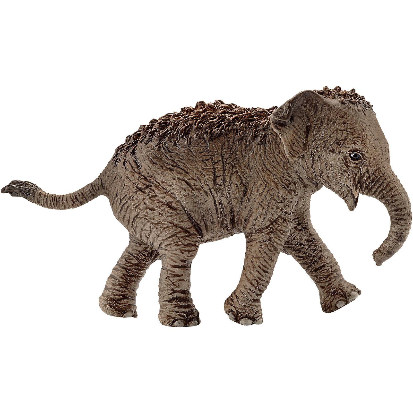 Schleich 14755 Wild Life: Asiatisches Elefantenbaby