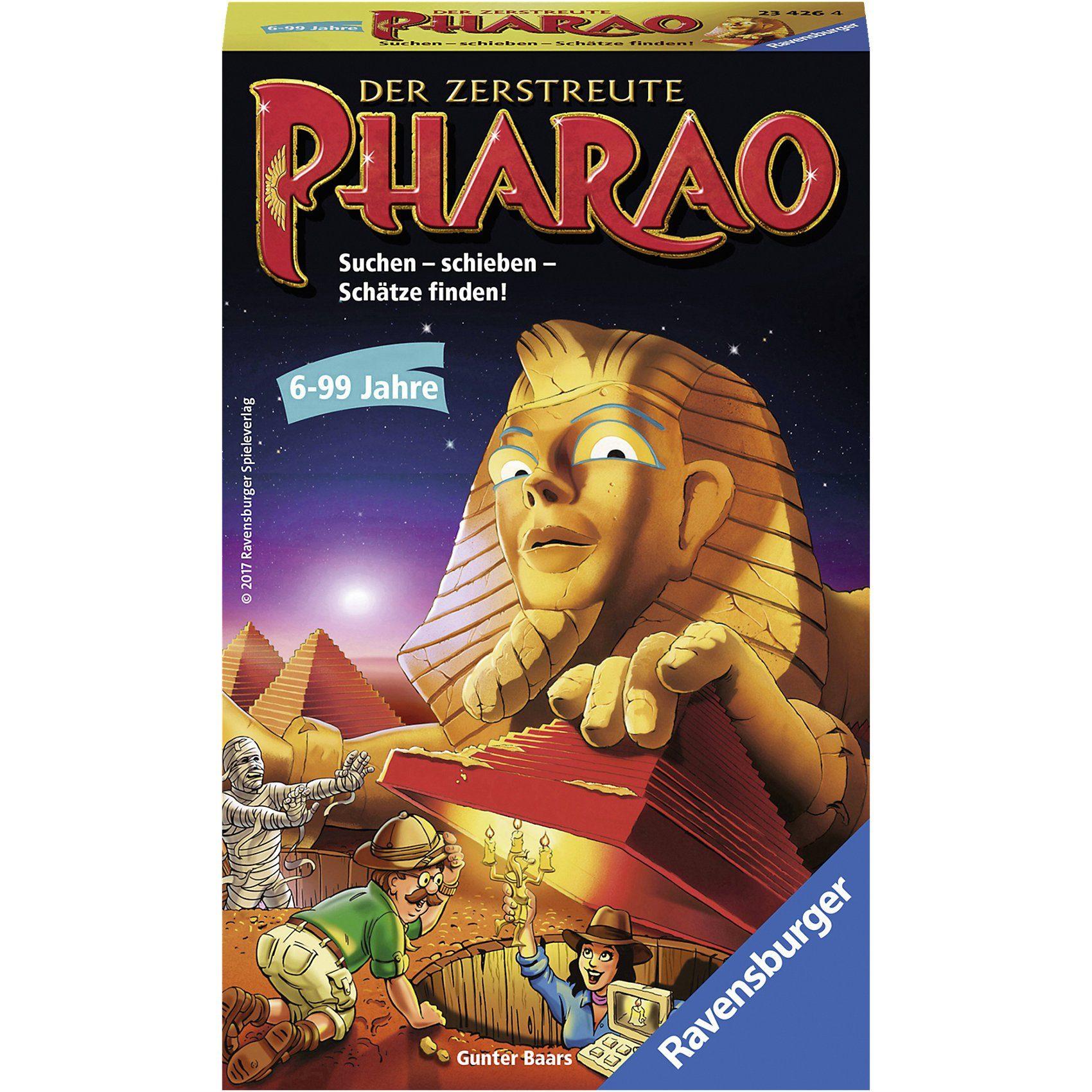 Ravensburger Mitbringspiel Der zerstreute Pharao