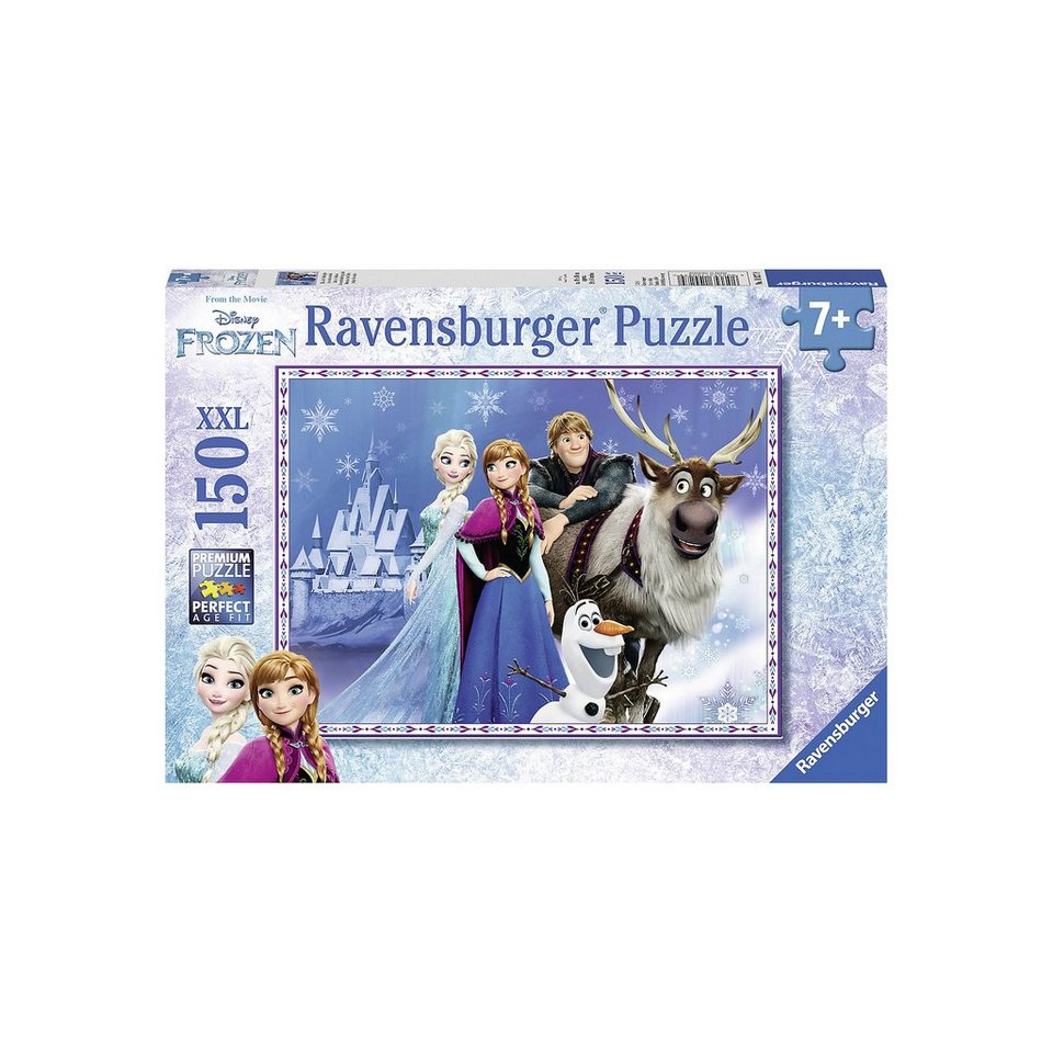 Ravensburger Puzzle 150 Teile XXL Eiskönigin: Elsa, die Eiskönigin online kaufen