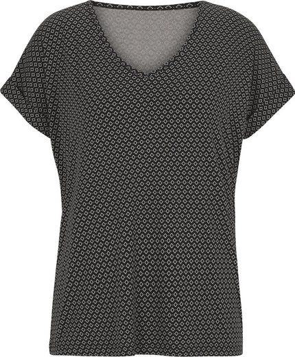 Ambria Shirt mit süßem Minimal-Muster
