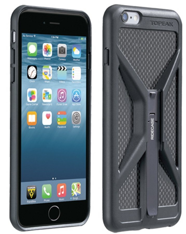 topeak smartphone halter ridecase f r iphone 6 6s 7 ohne. Black Bedroom Furniture Sets. Home Design Ideas