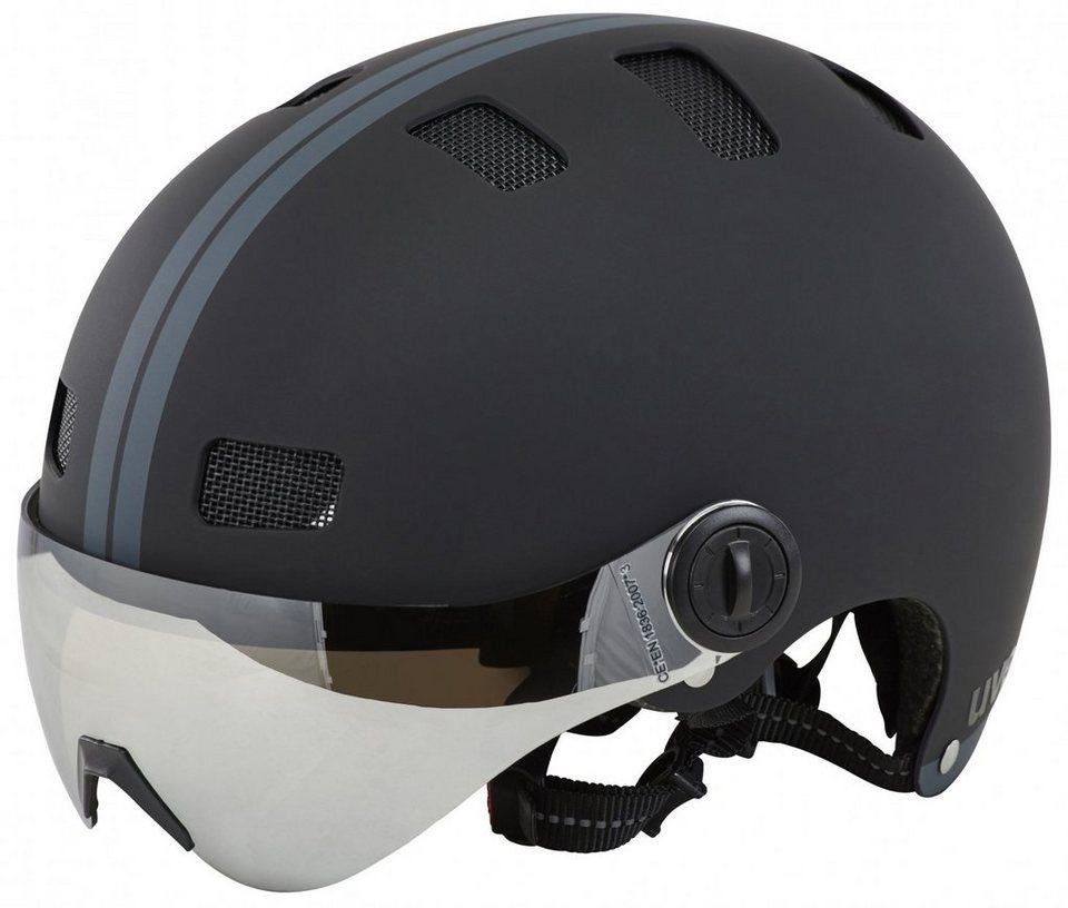 uvex fahrradhelm city v helmet online kaufen otto. Black Bedroom Furniture Sets. Home Design Ideas