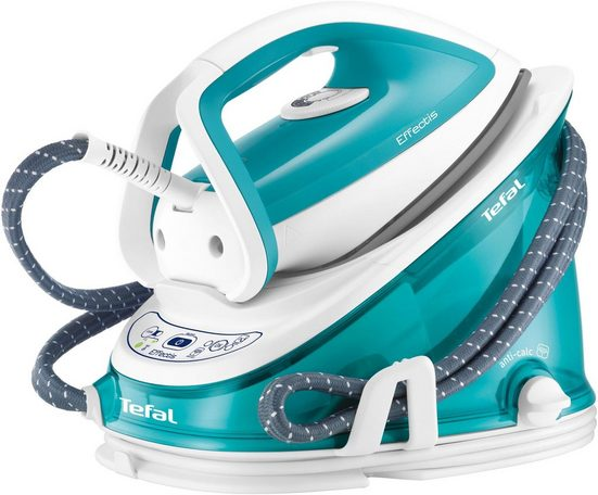 Tefal Dampfbügelstation GV6721 Effectis Plus, 1400 ml Wassertank