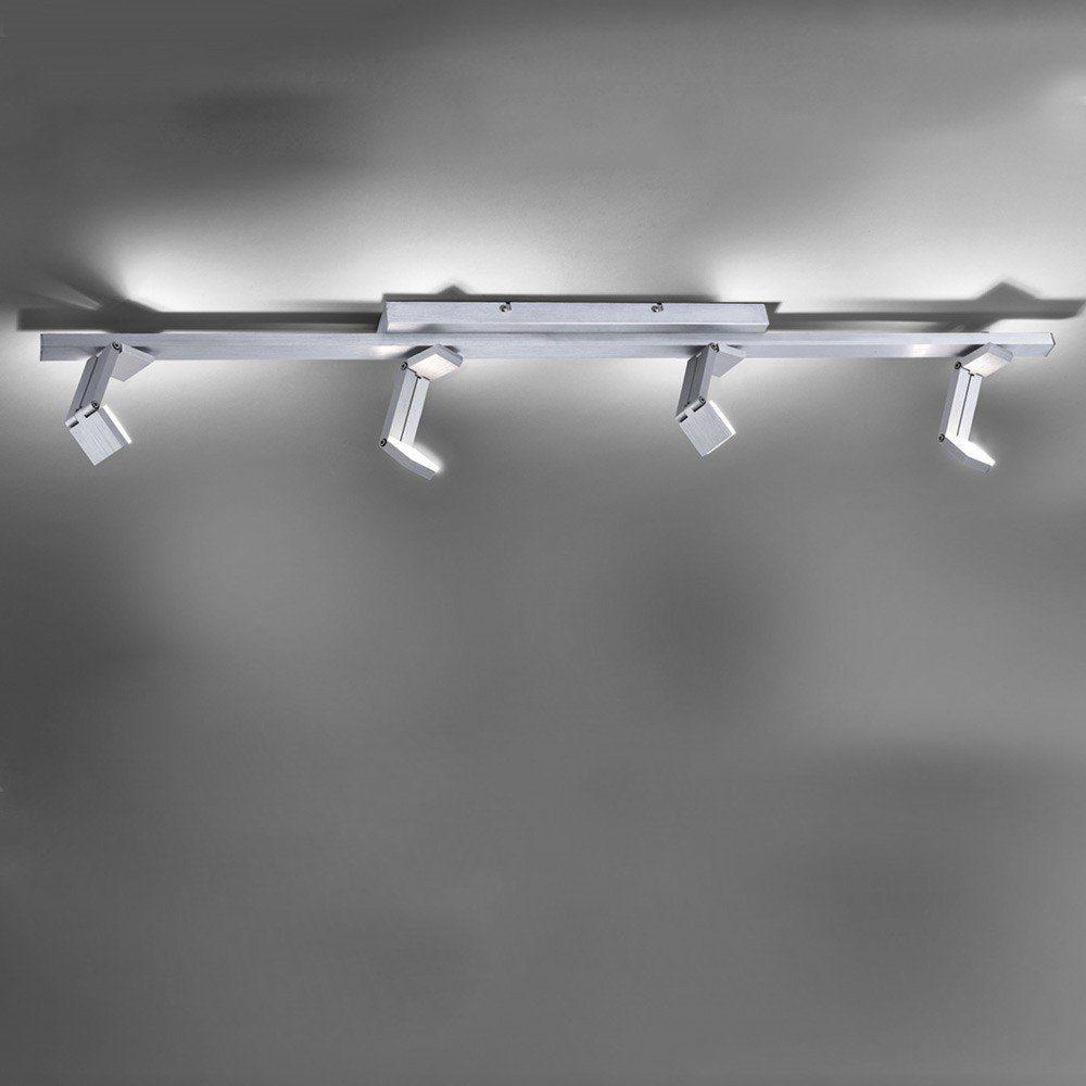 Licht-Trend Deckenleuchte »Convert 4 moderner LED Deckenbalken mit Dimmer /«