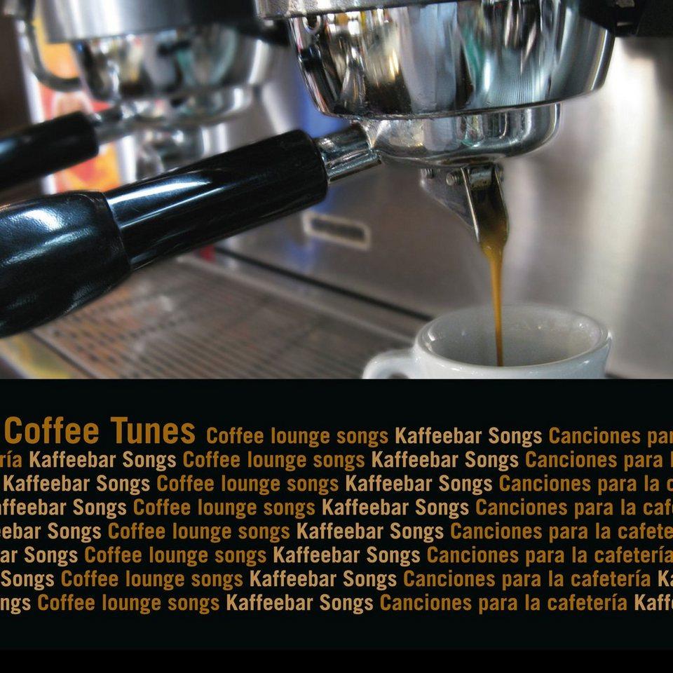 BUTLERS COFFEE TUNES CD »Kaffeebar Songs« in Braun