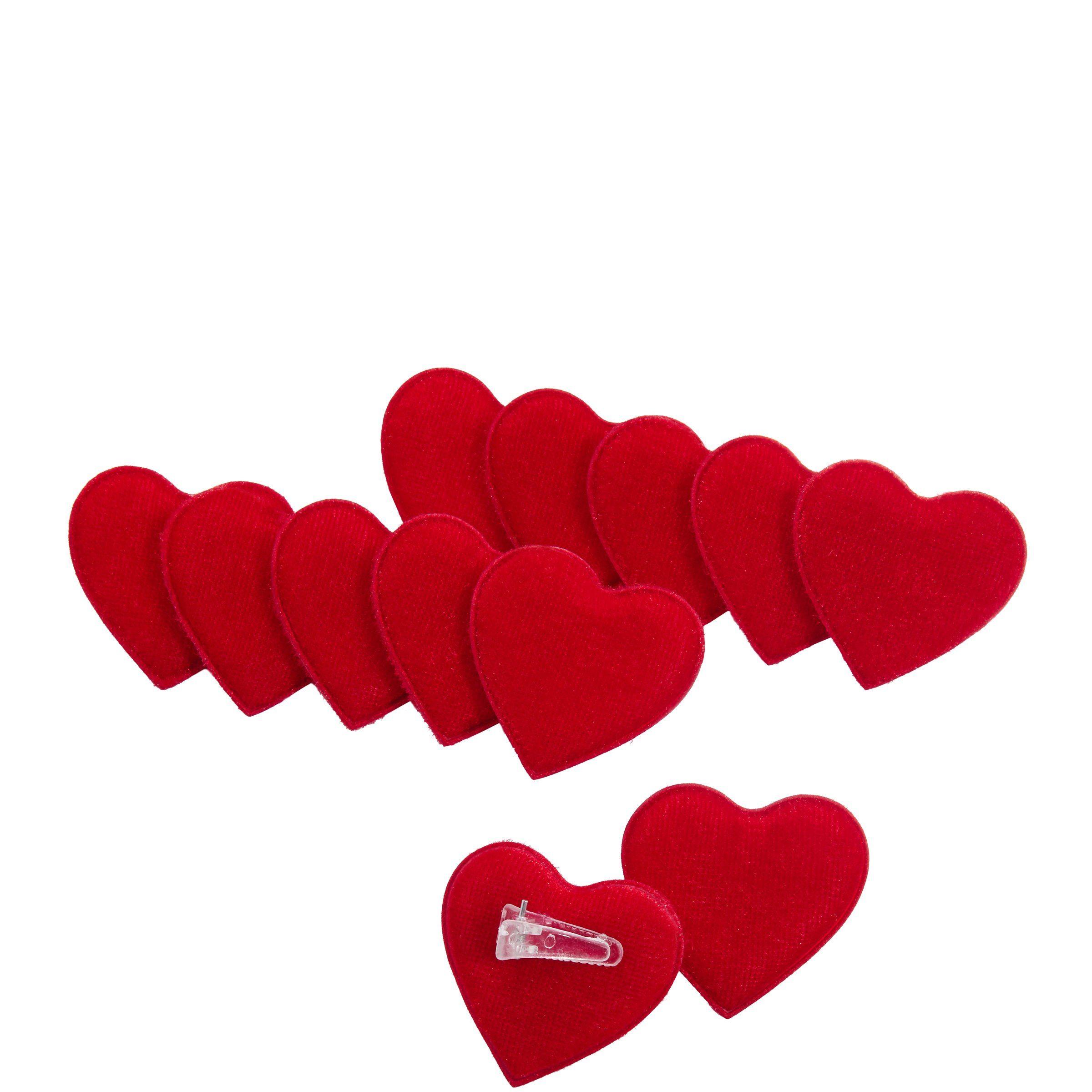 BUTLERS LOVE »Herzchen Clips«