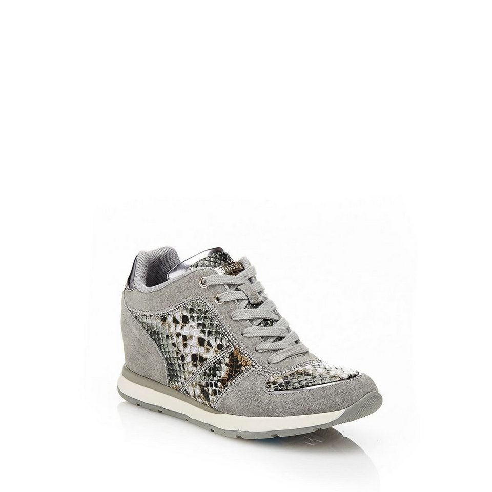 Guess SNEAKER LACEON in Braun
