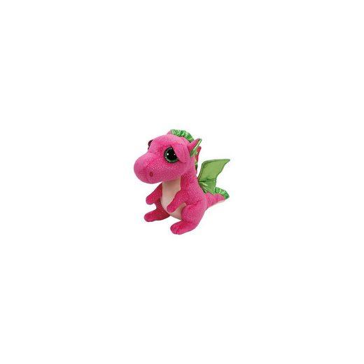 Ty® Beanie Boo Drache Darla, pink 24cm