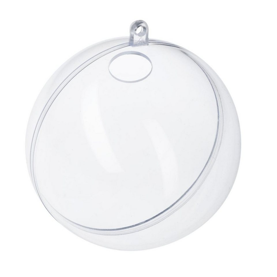 Acryl-Kugel mit Bohrung für Lichterketten, ca. Ø 12cm online kaufen