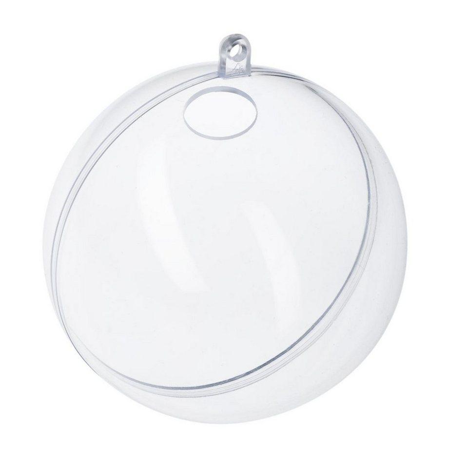 Acryl-Kugel mit Bohrung für Lichterketten, ca. Ø 8cm online kaufen