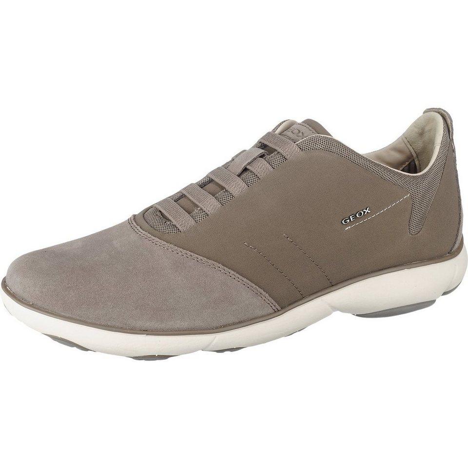 GEOX Nebula Sneakers in taupe