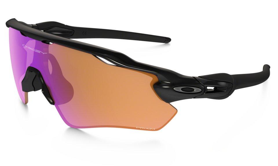 Oakley Radsportbrille »Radar EV Path« in schwarz
