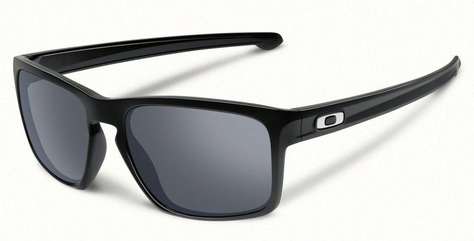 Oakley Radsportbrille »Sliver Brille« in schwarz