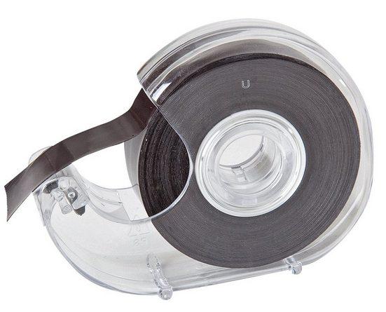 VBS Magnetfolie »Magnetband auf Abroller«, selbstklebend