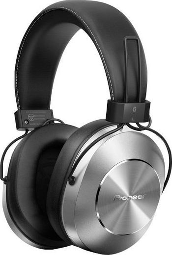 Pioneer »SE-MS7BT« Over-Ear-Kopfhörer (Qualcomm® aptX Audio, 40 mm Treiber, Inline Mikrofon, Verbindung von bis zu 8 Geräten)