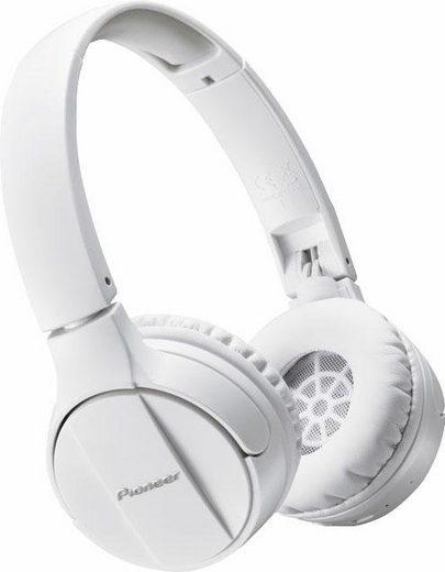 Pioneer »SE-MJ553BT« On-Ear-Kopfhörer (Für alle Smartphones, Für iPod, iPhone & iPad)