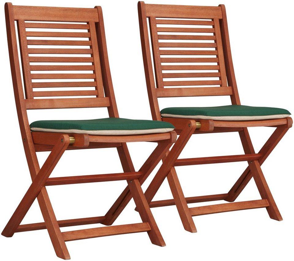 gartenstuhl cordoba 2 st ck online kaufen otto. Black Bedroom Furniture Sets. Home Design Ideas