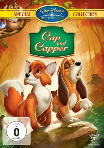 DVD »Cap und Capper (Special Collection)«
