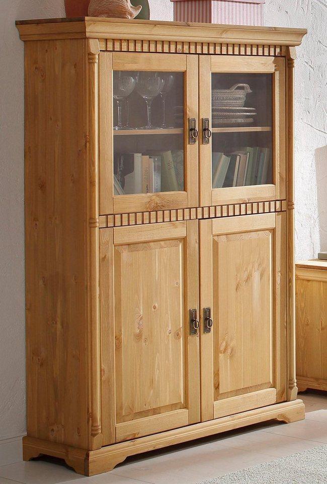 home affaire highboard graz breite 110 cm otto. Black Bedroom Furniture Sets. Home Design Ideas