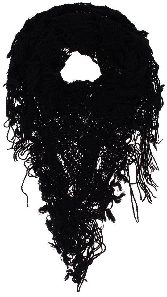 myMO Tuch in schwarz