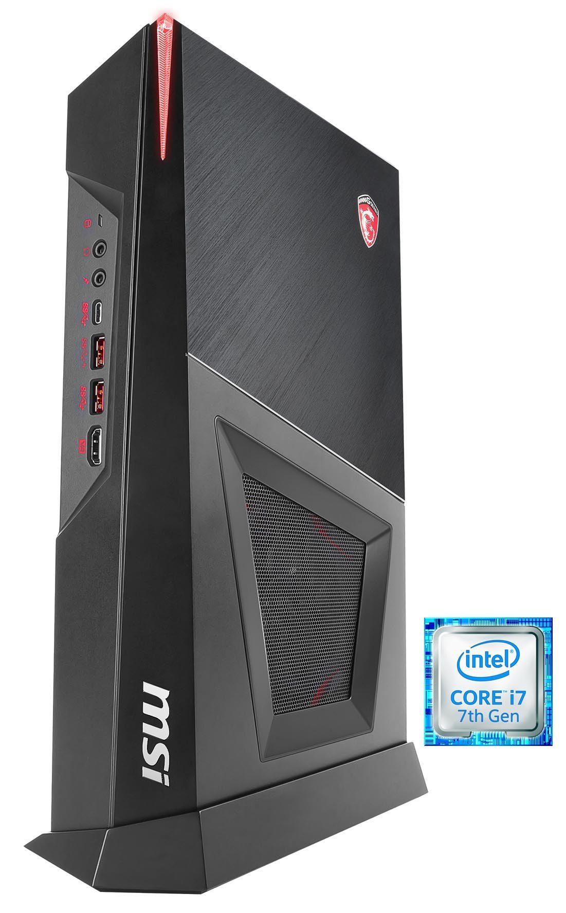 MSI Gaming PC, Intel® i7-7700, 8GB, SSD + HDD, GeForce® GTX 1060 »Trident 3 VR7RC-031DE«