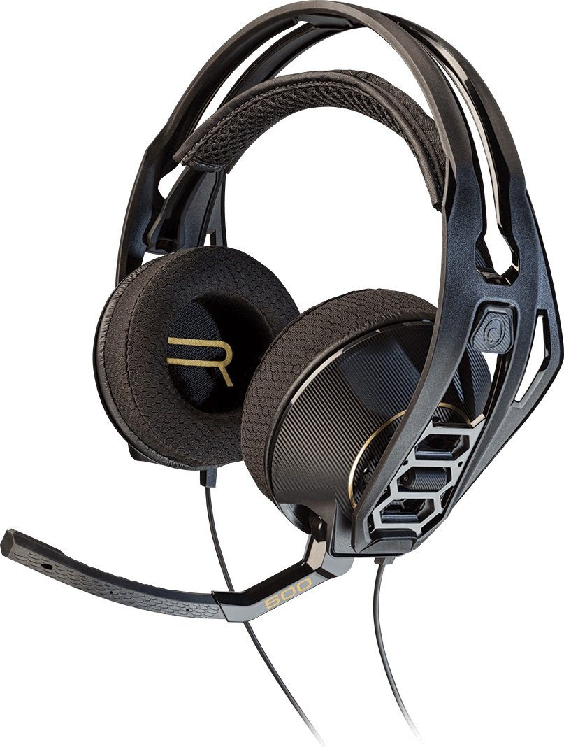 PLANTRONICS Stereo Gaming Headset »RIG500HD«