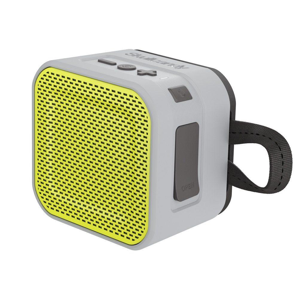 Skullcandy Audiosystem »BARRICADE MINI BT GRAY/CHARCOAL/HOT LIME«