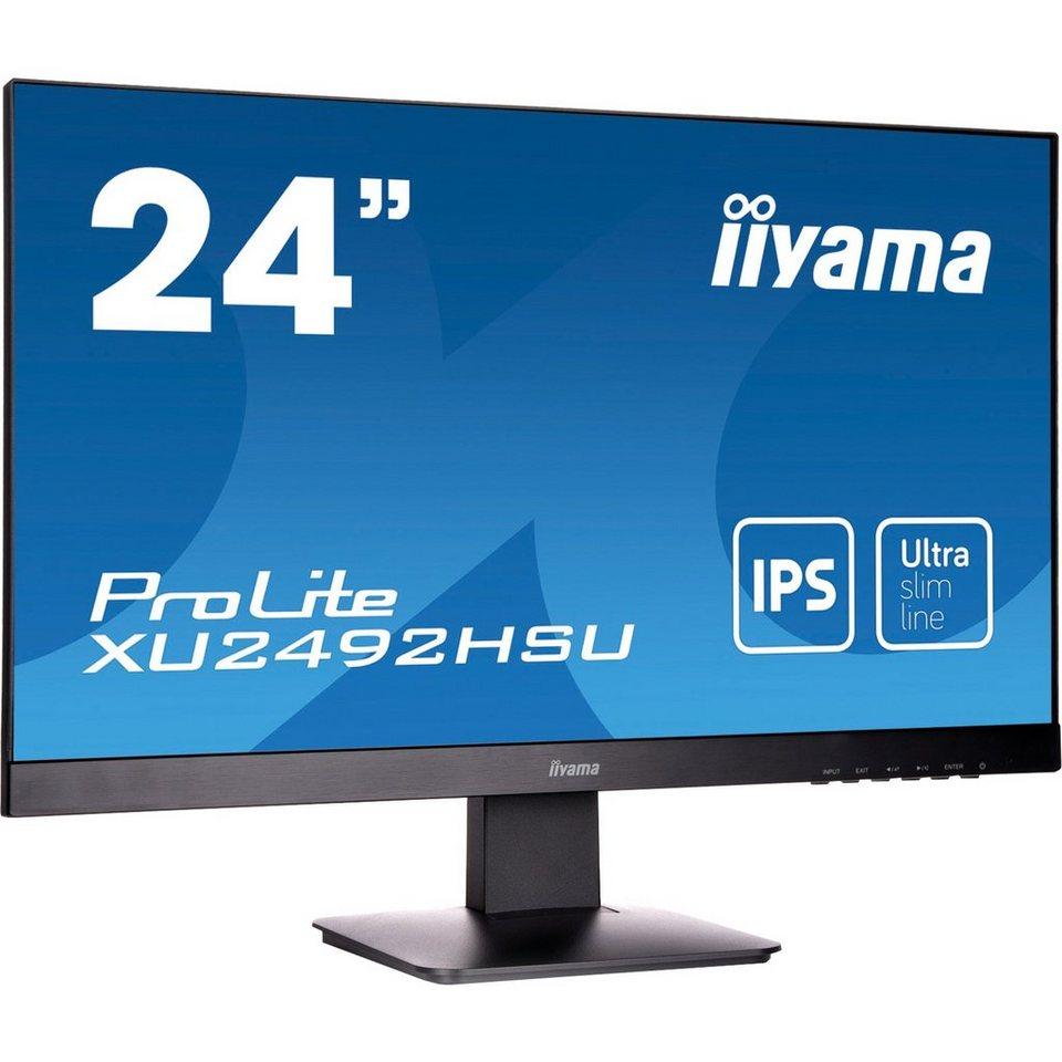 Iiyama LED-Monitor »ProLite XU2492HSU-B1«