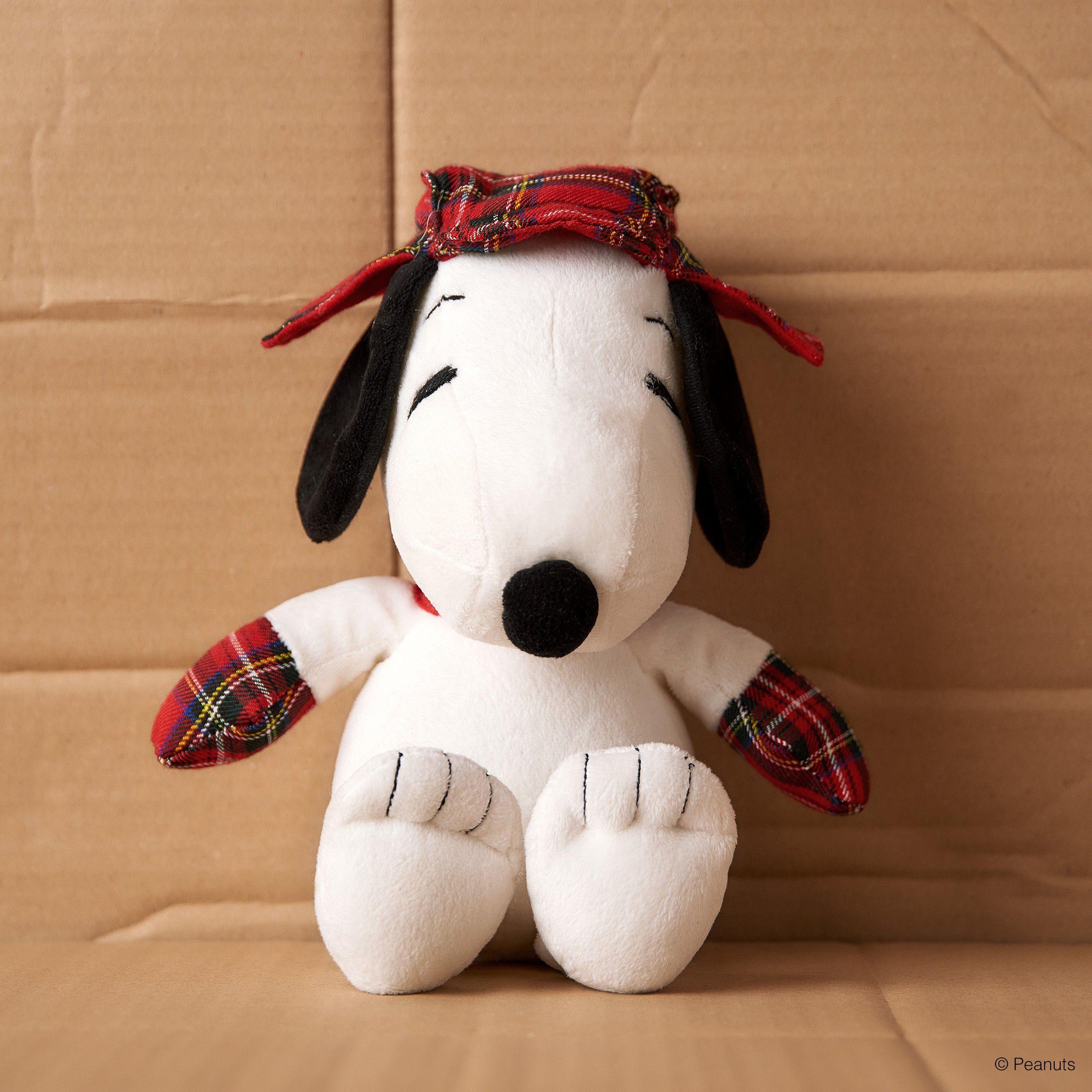 BUTLERS PEANUTS »Schotten Snoopy«