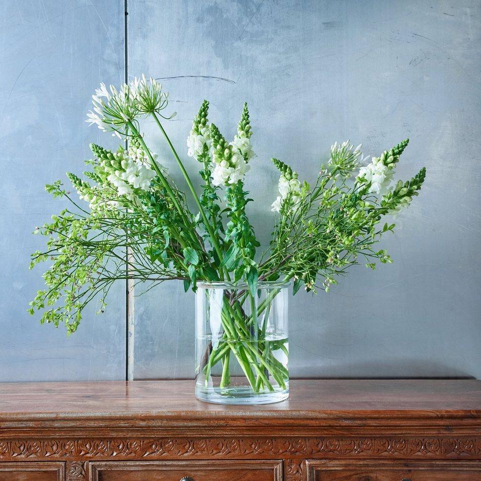 BUTLERS ALEXA »Vase Zylinder« in Transparent