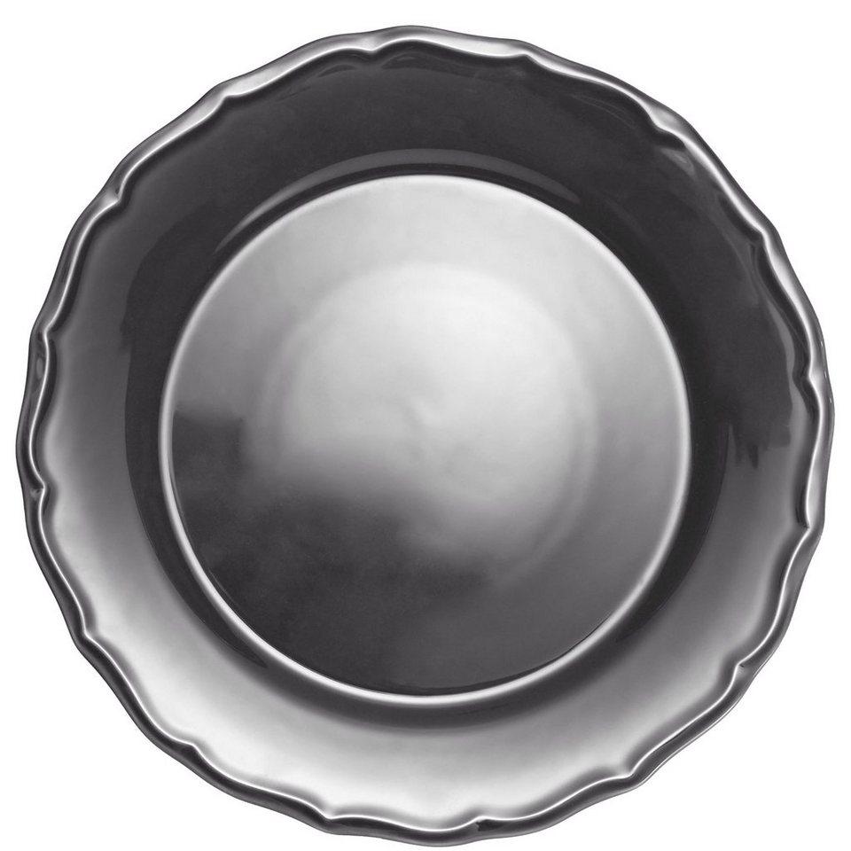 BUTLERS EATON PLACE »Platzteller« in grau