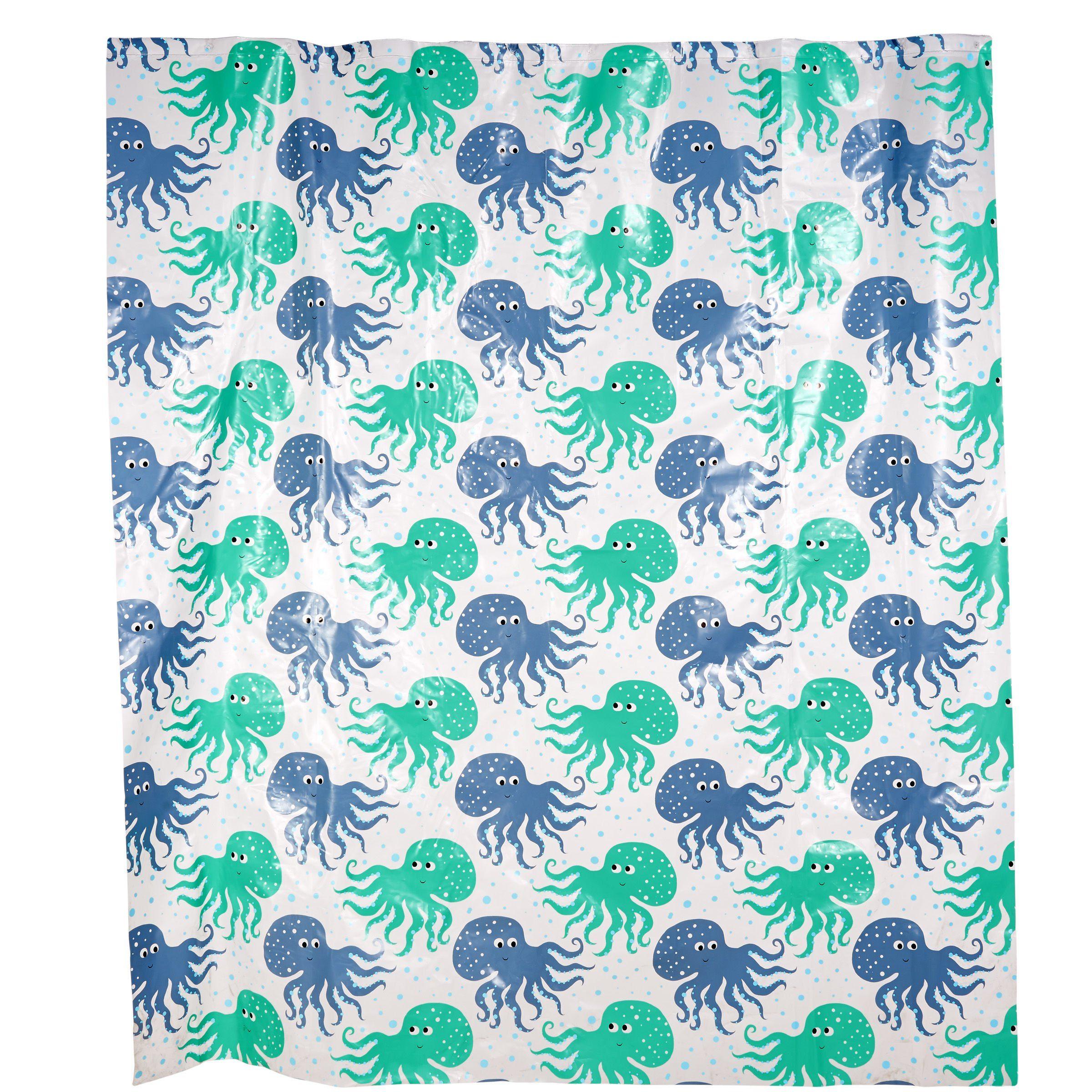 BUTLERS WET WET WET »Duschvorhang Jellyfish«