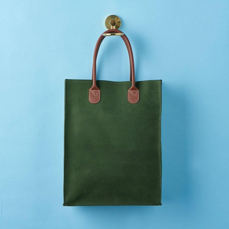 BUTLERS PACK & RIDE »Einkaufstasche« in gruen