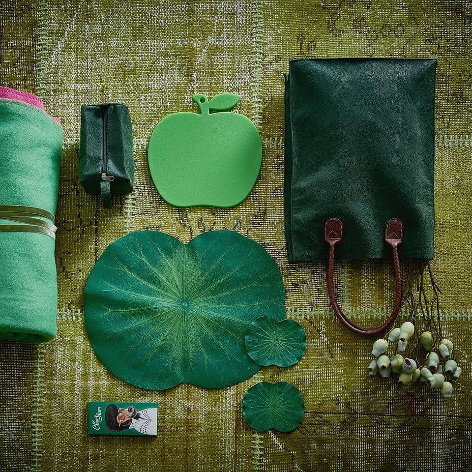 BUTLERS LOTUS »Tischset Lotusblatt« in gruen