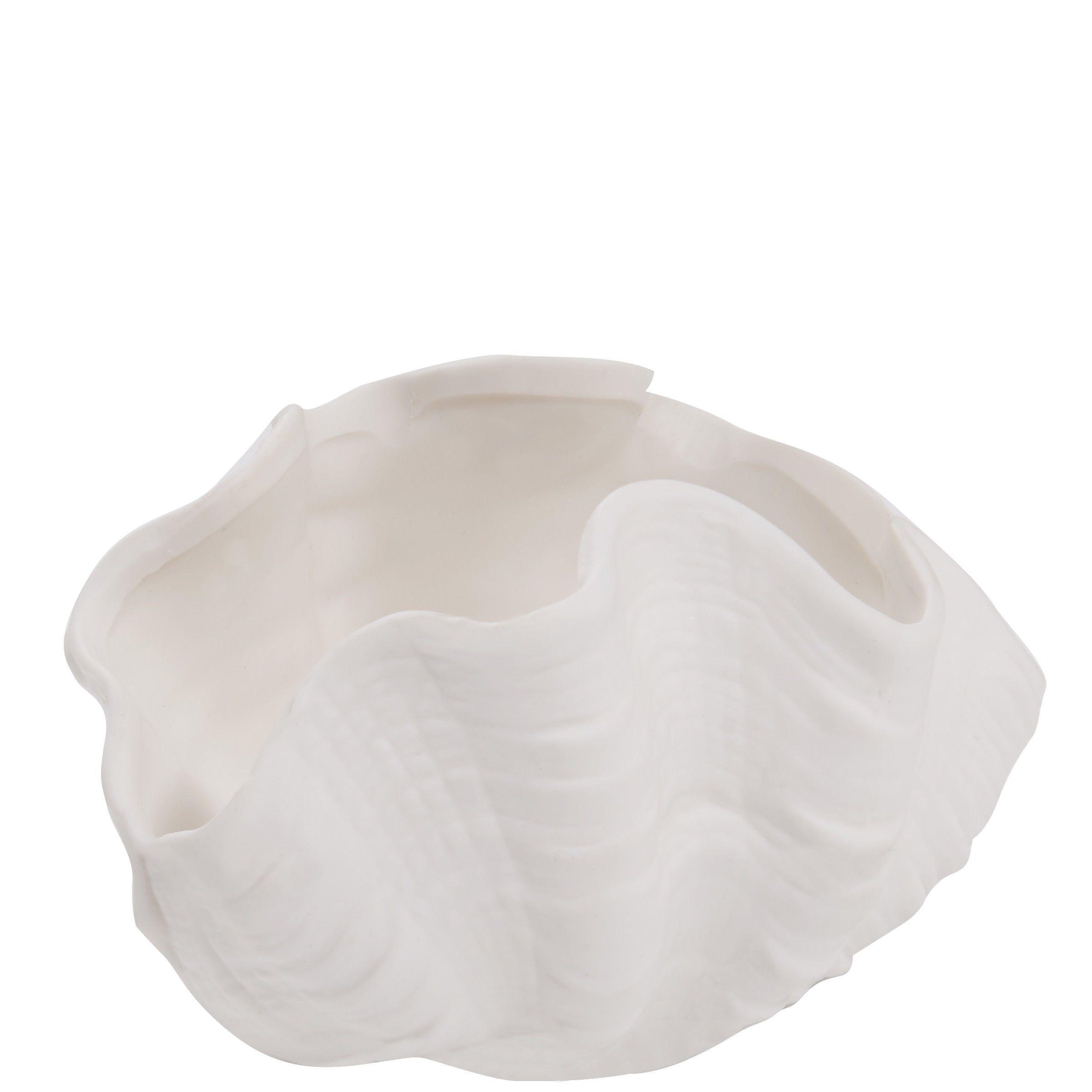 BUTLERS PEARLY BEACH »Teelichthalter Muschel«