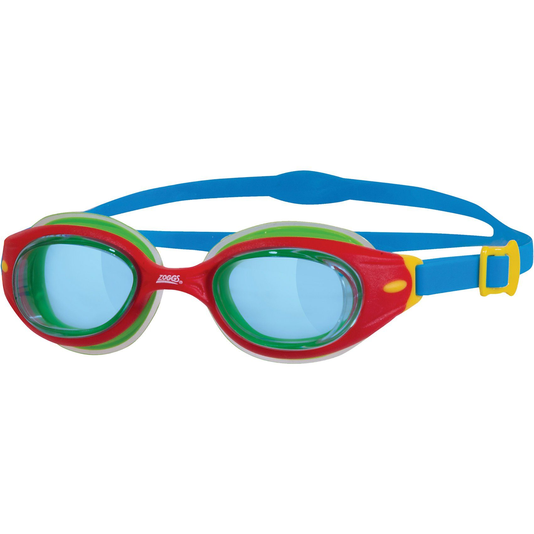 Zoggs Schwimmbrille Little Sonic Air, bunt