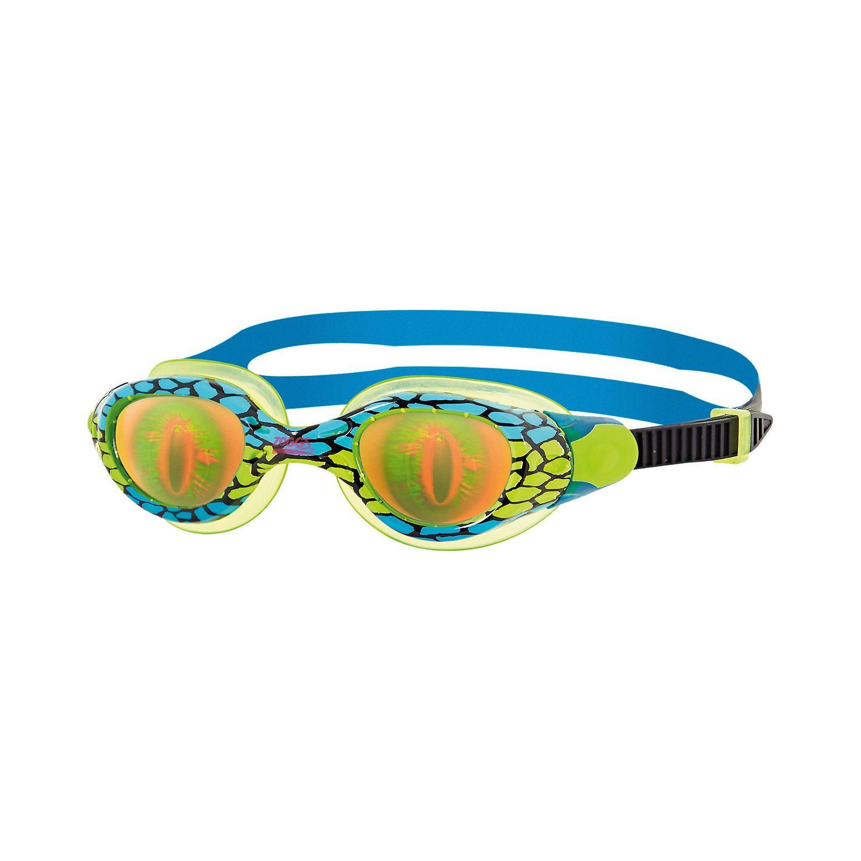 Zoggs Schwimmbrille Sea Demon Junior, blau