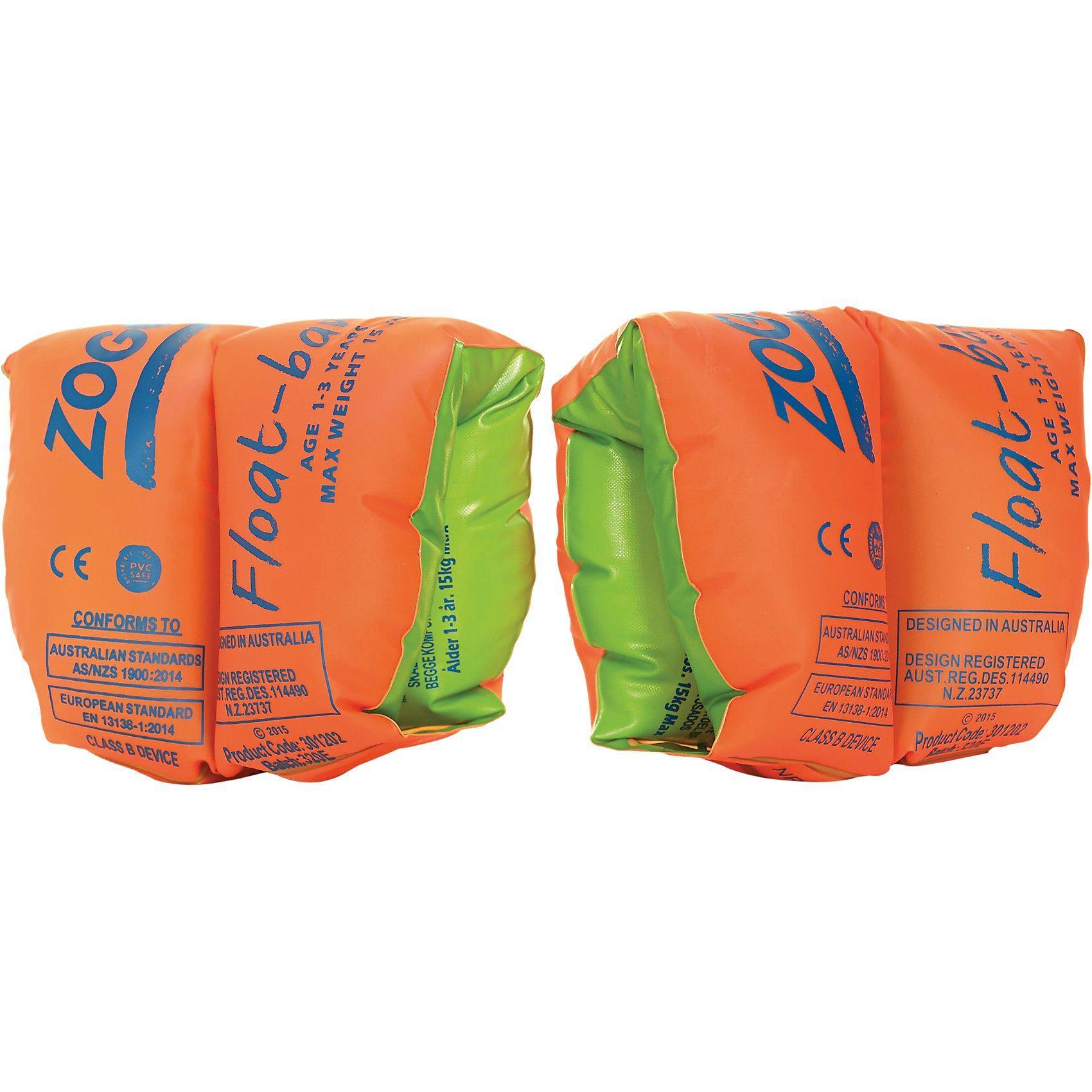 Zoggs Schwimmhilfe (6-12 Jahre), orange