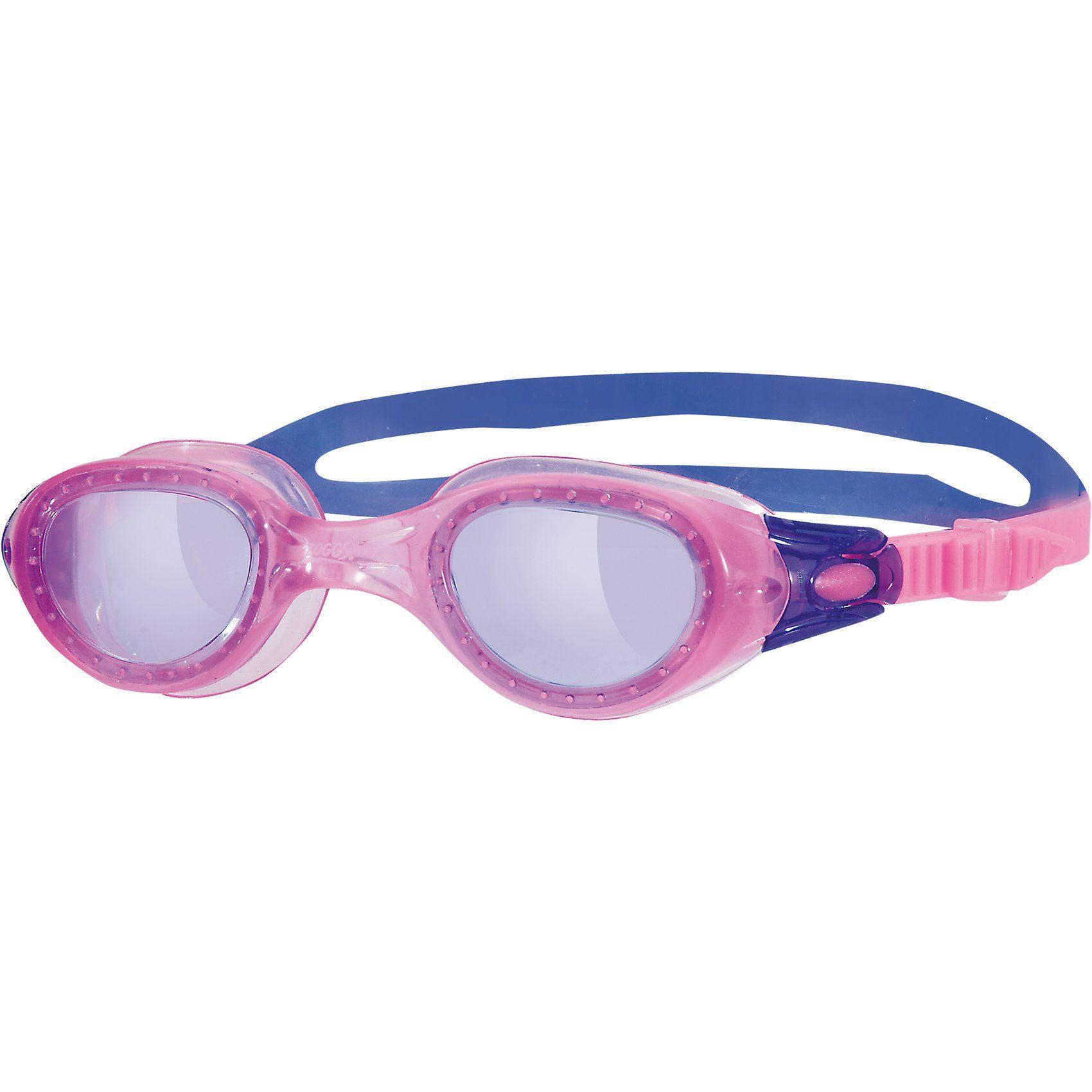 Zoggs Schwimmbrille Phantom Junior pink
