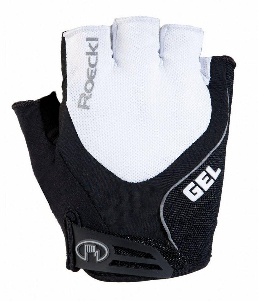 Roeckl Fahrrad Handschuhe »Imuro Handschuhe« in weiß