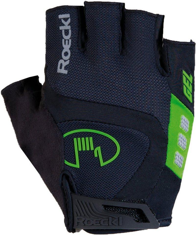 Roeckl Fahrrad Handschuhe »Idegawa Handschuhe« in schwarz