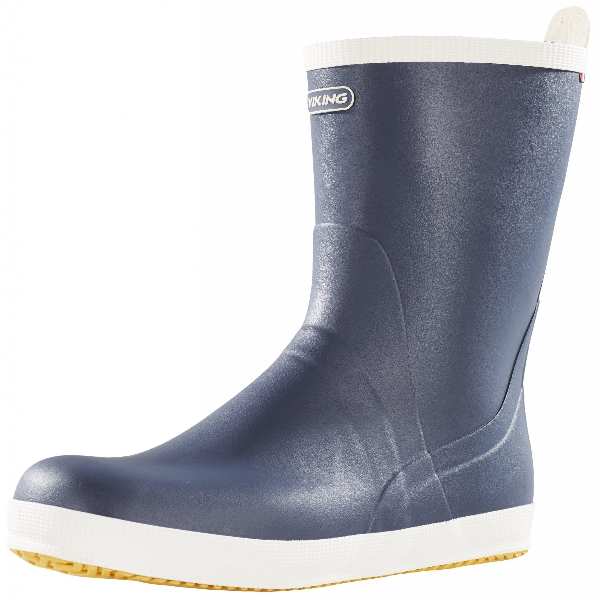 VIKING Trekkingschuh Viking Seilas Boots Unisex  blau
