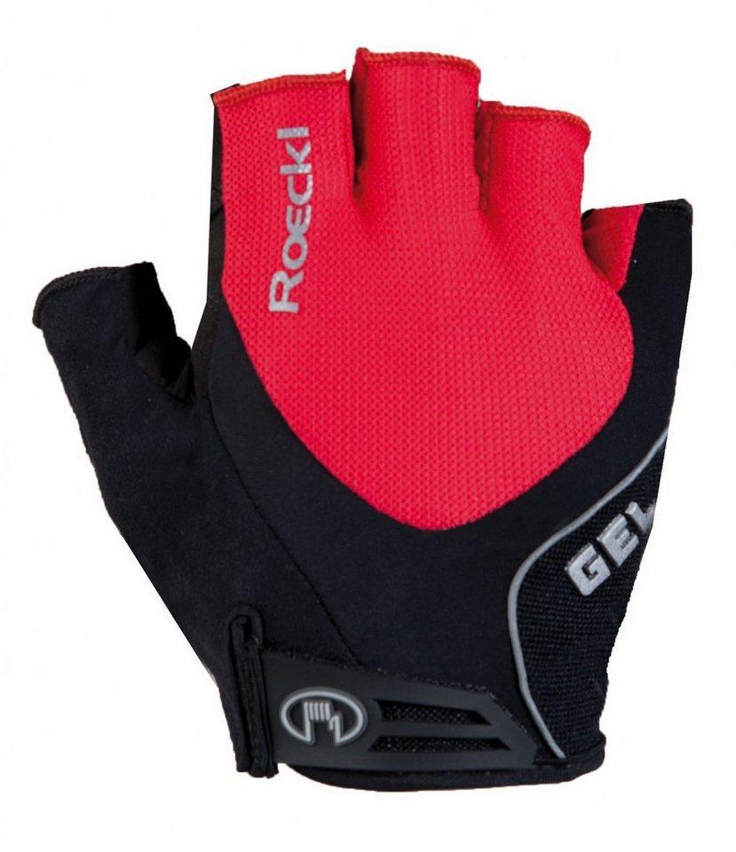 Roeckl Fahrrad Handschuhe »Imuro Handschuhe« in rot