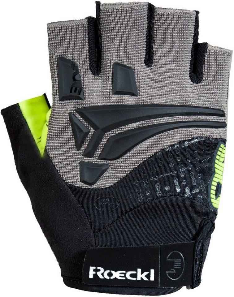Roeckl Fahrrad Handschuhe »Inobe Handschuhe« in schwarz