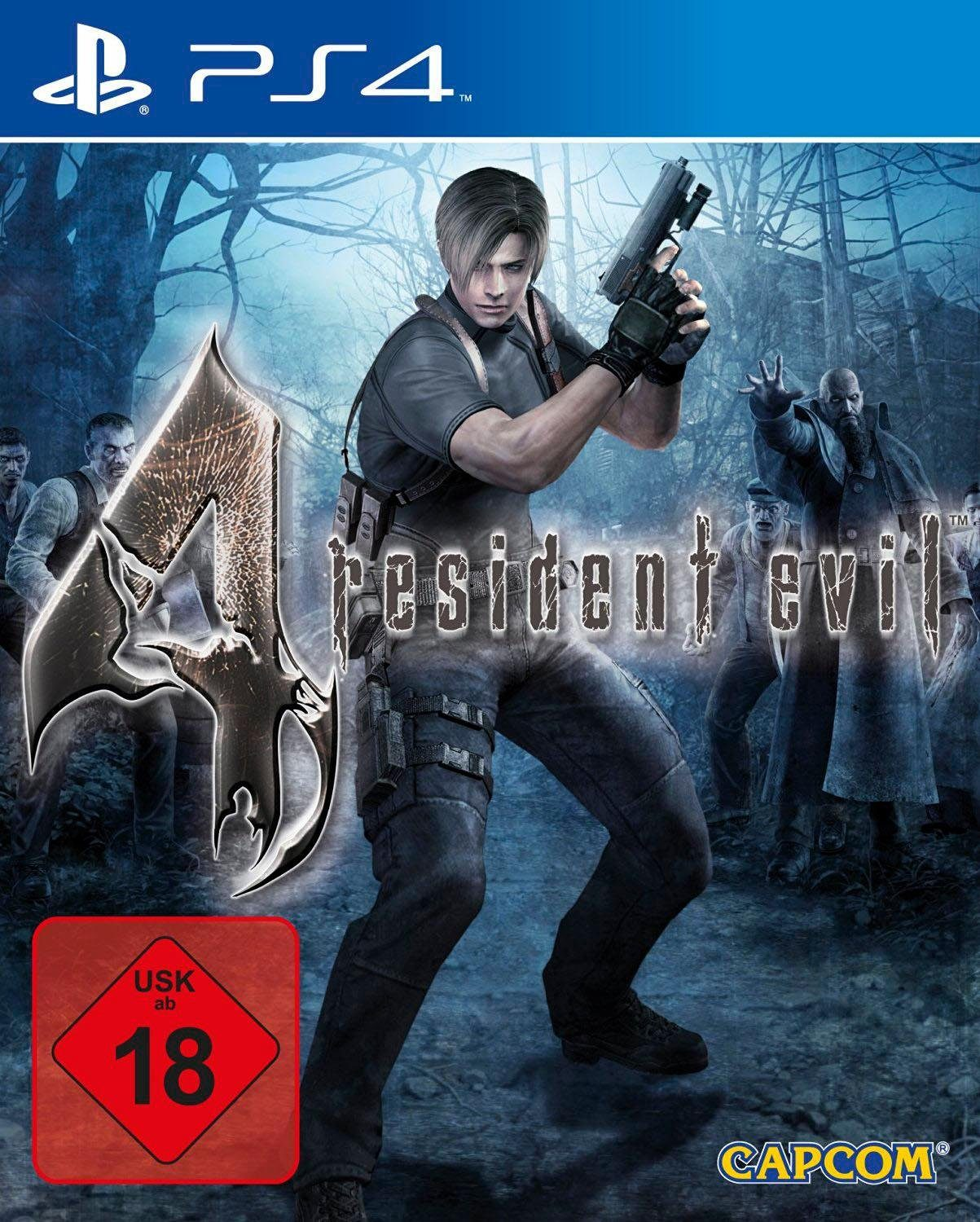 Resident Evil 4 PlayStation 4